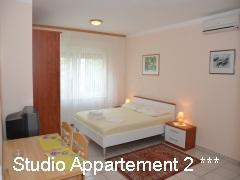 Studio Appartement 2 ***