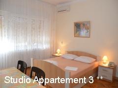 Studio Appartement 3 **