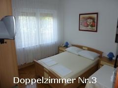 Zweibettzimmer Nr.3